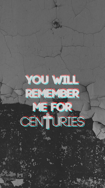 Gucci Wallpaper Iphone 7 Fall Out Boy Centuries Tumblr