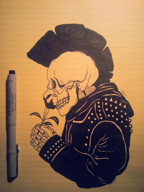 Cute Skeleton Wallpaper Iskelet On Tumblr