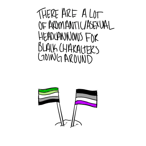 What is aromantic asexual