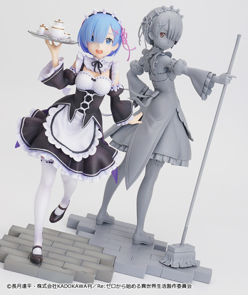 Good Smile CompanyRe:ZERO -Starting Life in Another World- 1/7th Scale Ram