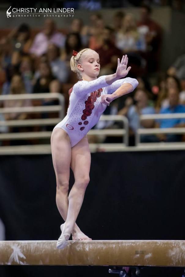 c980203f1 Abi Walker (Texas Dreams)2017 P G Championships (Day 2) – Gymnastics