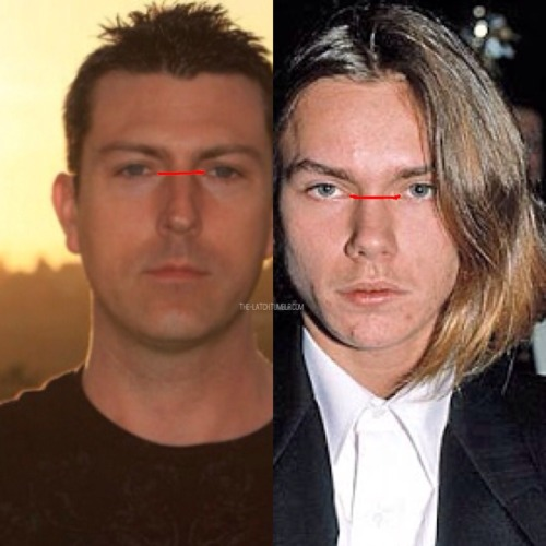 River Phoenix Mark Dice