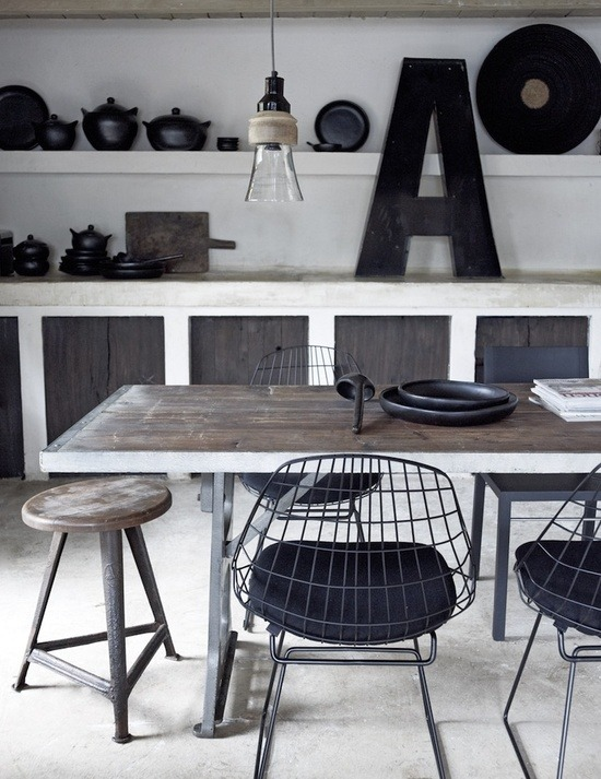 KitchenDining Room Design Inspiration  Street Style