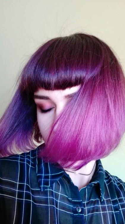 Fuck Yeah Dyed Hair