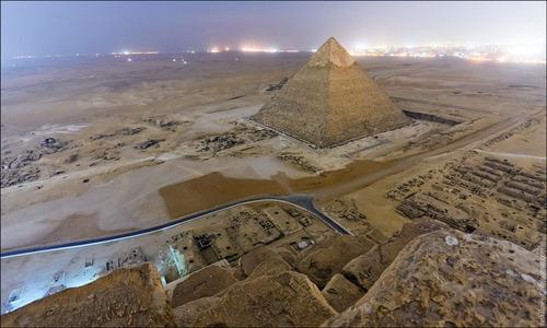Resultado de imagen de gran piramide keops