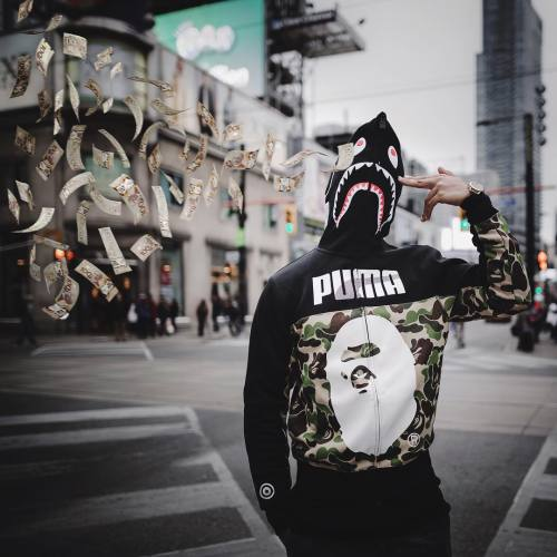 bape camo on Tumblr