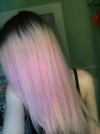 unnatural hair color | Tumblr