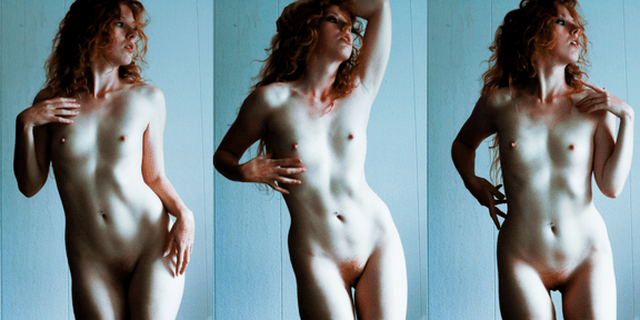 TheSunlitSlut intrepid triptych is off the chain
