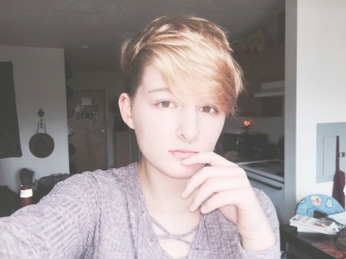 androgynous  Tumblr