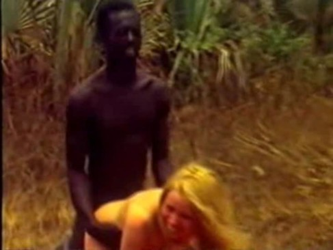 black in jungle fuck white women porn