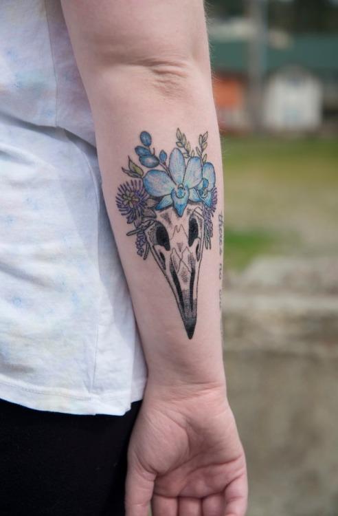 20 Animal Skull Tattoos Tumblr Ideas And Designs