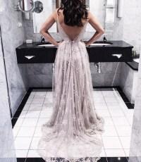 backless dress on Tumblr