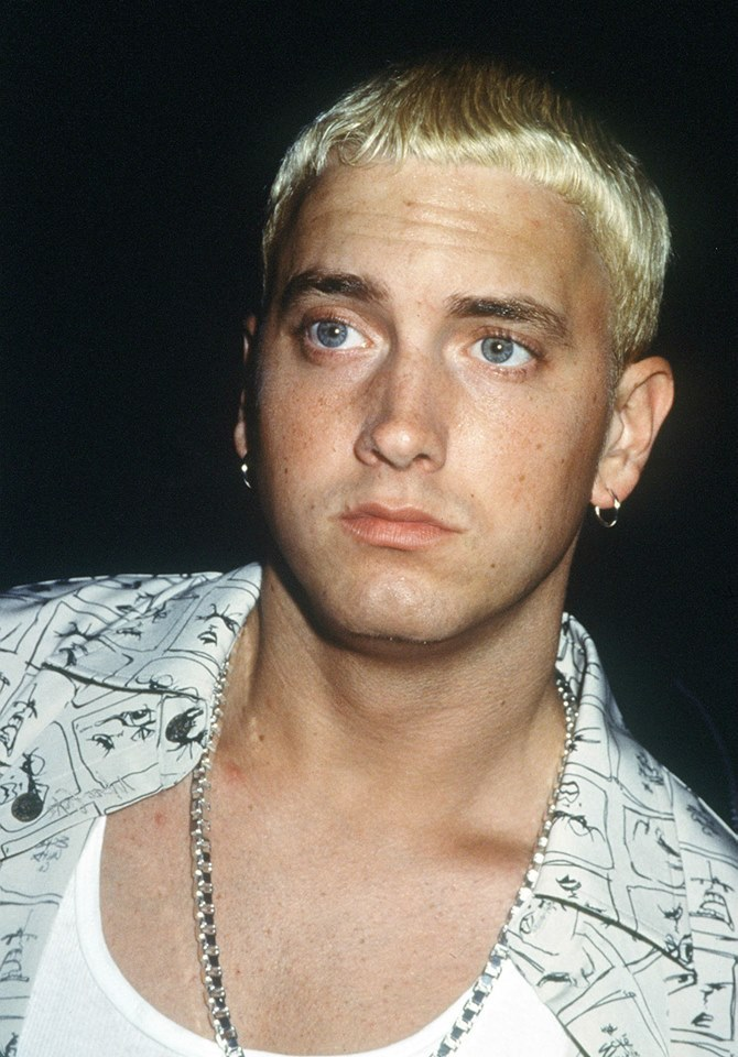Do you think YOUNG EMINEM was CUTE