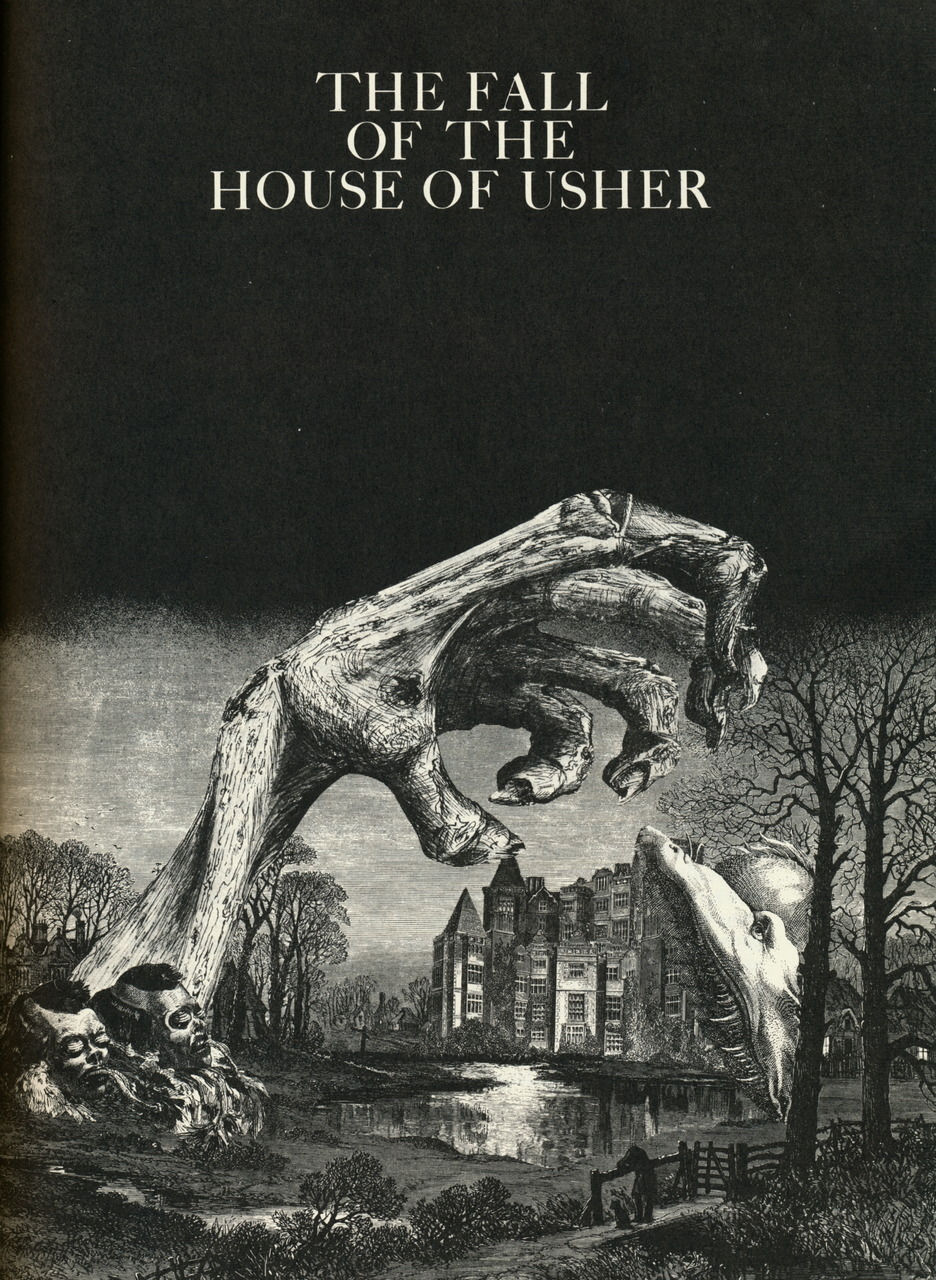 ghost in the machine  Todays Classic Edgar Allan Poes The Fall of the