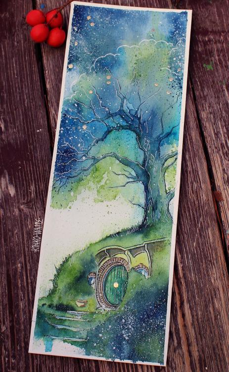 Iphone Optical Illusion Wallpaper Watercolor Art On Tumblr