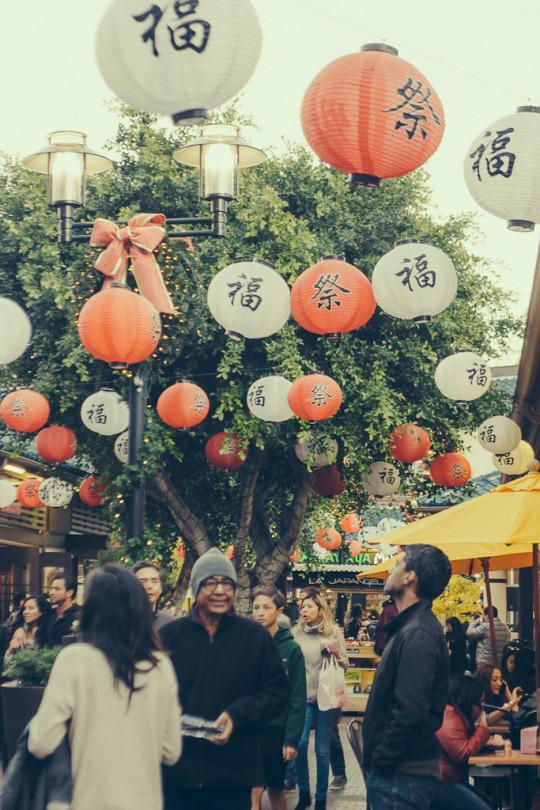 Los Angeles winter travel guide Japantown