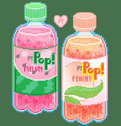 pixel kawaii stuff watermelon drawing pastel draw food cute anime transparent pretty pixelated transparents