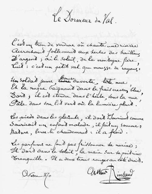 "lacauselitteraire: ""Arthur Rimbaud """