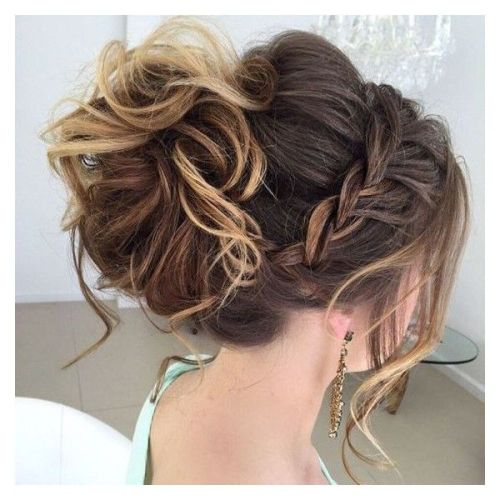 Prom Hairstyle Tumblr
