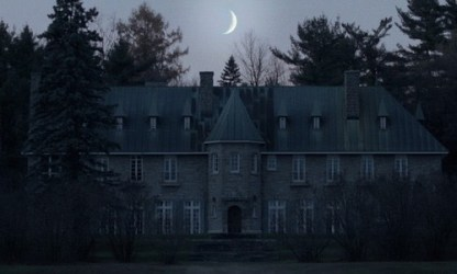 mansion dark moon medieval night mysterious kin castle fables moonlight gothic film short fairy glow blond fantasy princess beauty hair