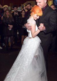 Hayley Williams Clothing  Hayley Williams Wedding Dress