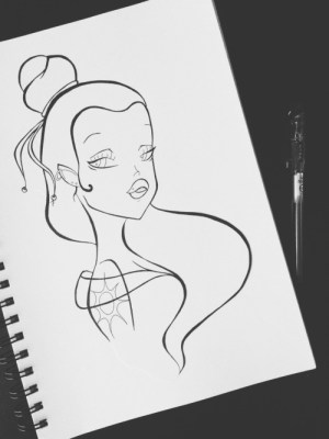 Simple Drawings Tumblr 19
