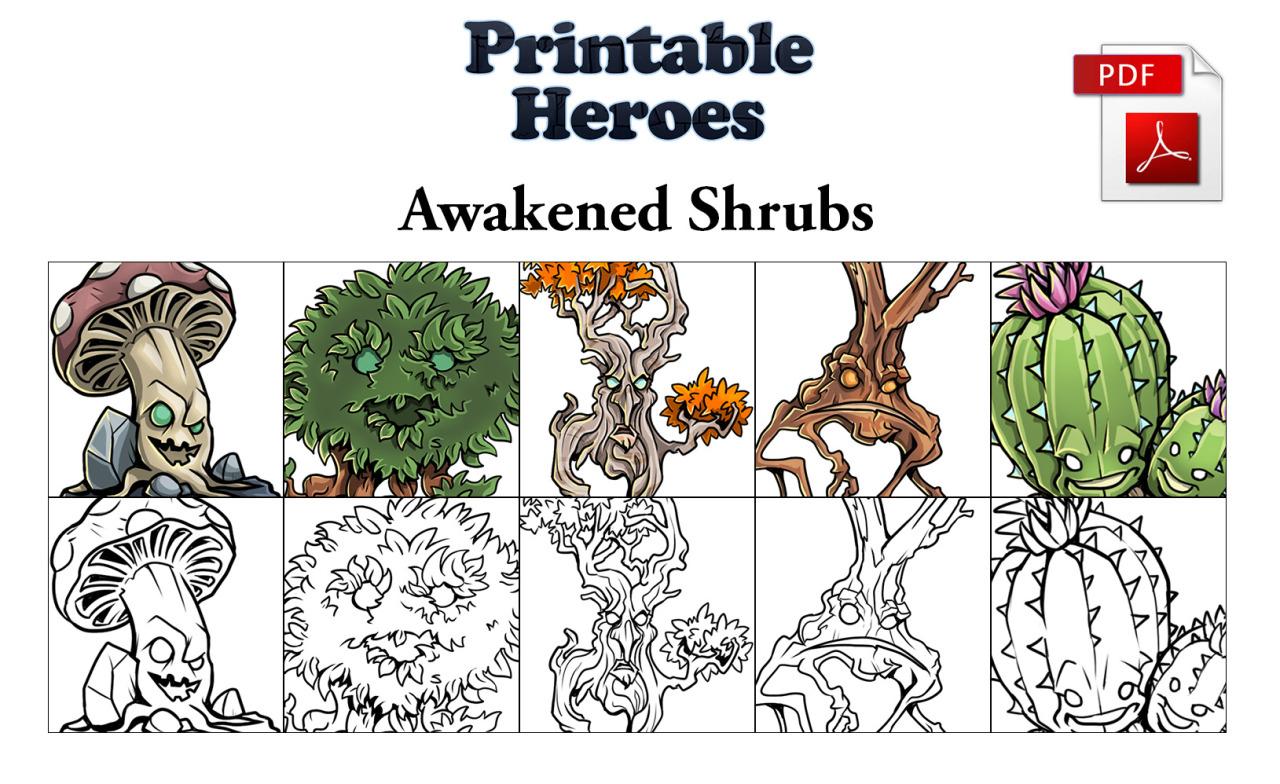 Awakened Shrub Miniature - Desain Terbaru Rumah Modern Minimalis