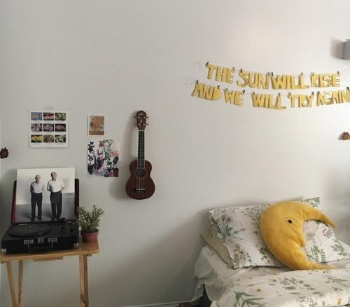 Cute Ukulele Wallpaper Artsy Room Tumblr
