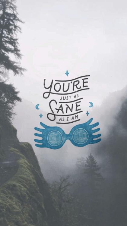 Dumbledore Quote Iphone Wallpaper Luna Wallpapers Tumblr