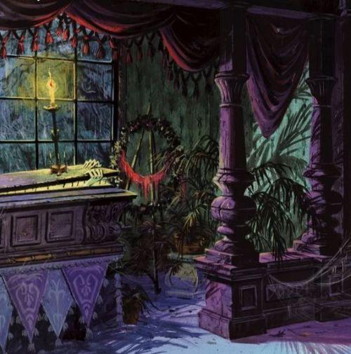 haunted mansion on Tumblr