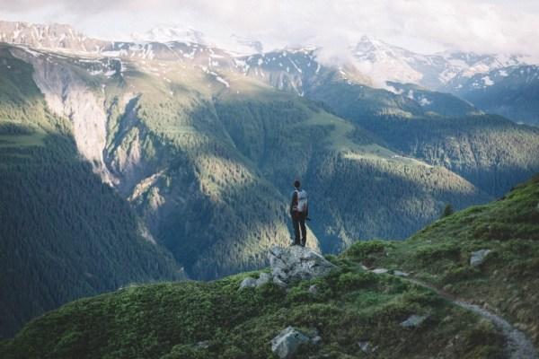 Johannes Hulsch Perfect Hiking Day In Switzerland