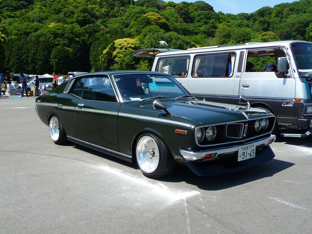 Toyota Corona Mark II GSS Coupe