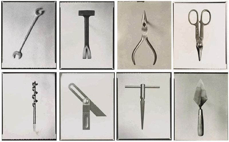 "Walker Evans' 'Beauties of the Common Tool' (1955) and Darren Harvey-Regan's 'Phrasings' (2013) http://socks-studio.com/2015/03/28/walker-evans-beauties-of-the-common-tool-1955-and-darren-harvey-regans-phrasings-2013/ ""Beauties of the Common Tool"" is..."