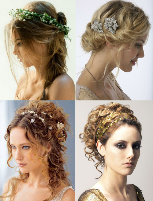 Greek Mythology Hairstyle Greek Hair Trend 2017