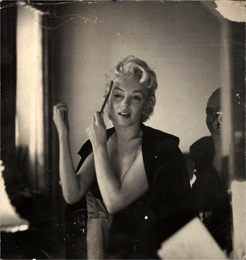 Marilyn Monroe, 1956  – History