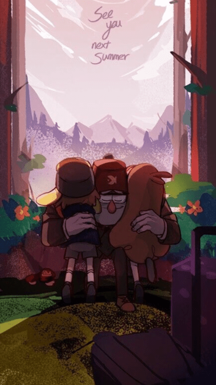Pato Gravity Falls Wallpaper Gravity Falls Background Tumblr