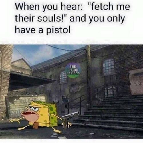 Call Of Duty Memes Tumblr