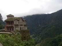 Hotel Del Salto Colombia Haunted