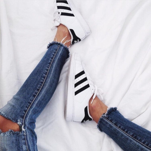 $20.99 Ripped blue jeans. Get it »here« !