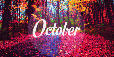 Pumpkins And Fall Leaves Wallpaper Hello October On Tumblr