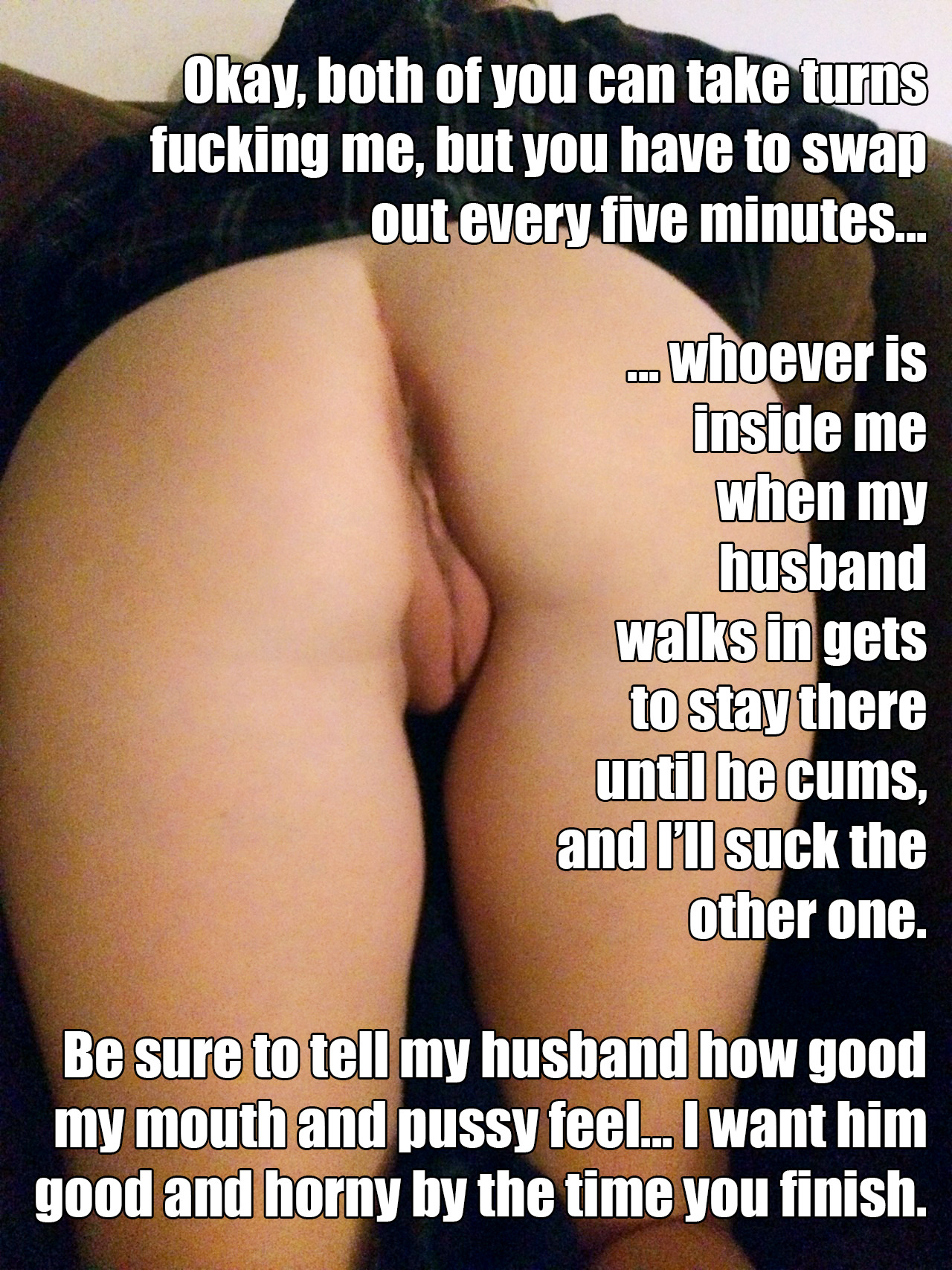 unfaithful wife captions tumblr
