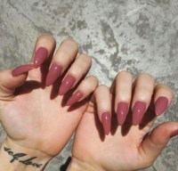 pointy pink nails | Tumblr