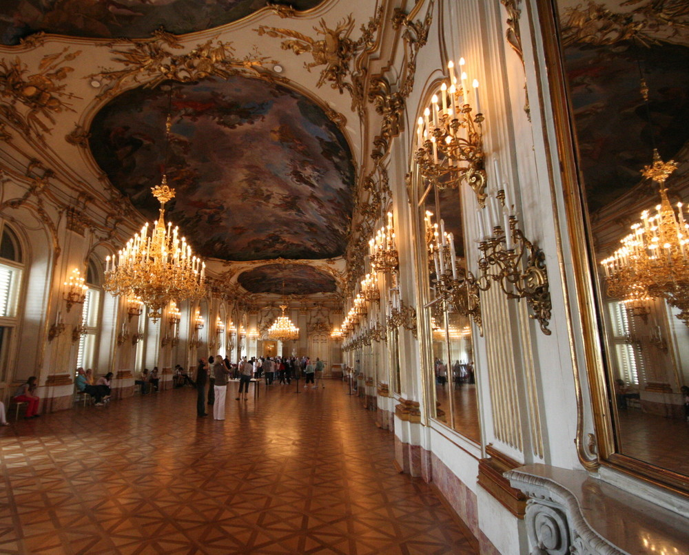 Flammentanz  Schloss Schnbrunn Schnbrunn Palace The