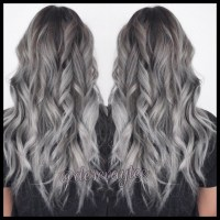 Ombres, Blondes And Balayage  50 shades of grey # ...