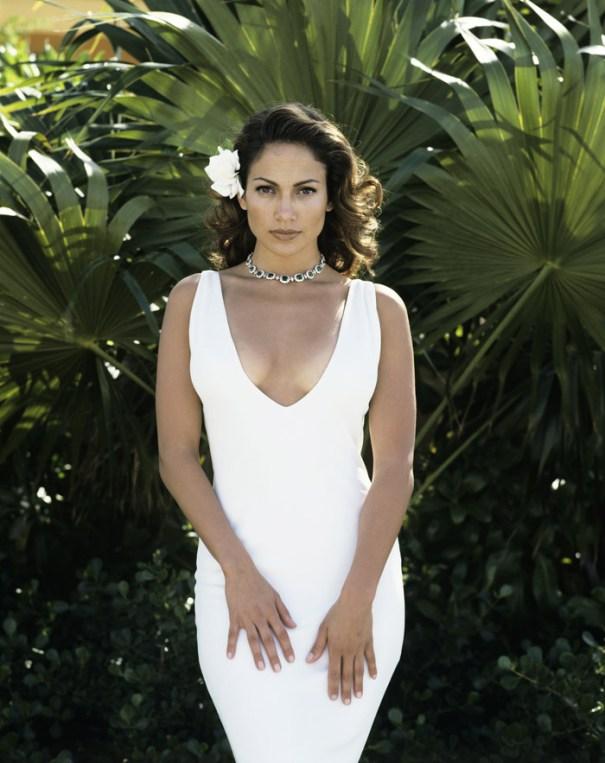 Jennifer Lopez by Firooz Zahedi in Vanity Fair (1998) – Vintage Stuff