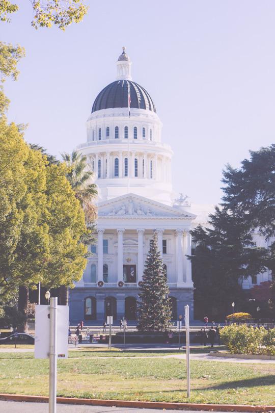Sacramento California capital, Capitol