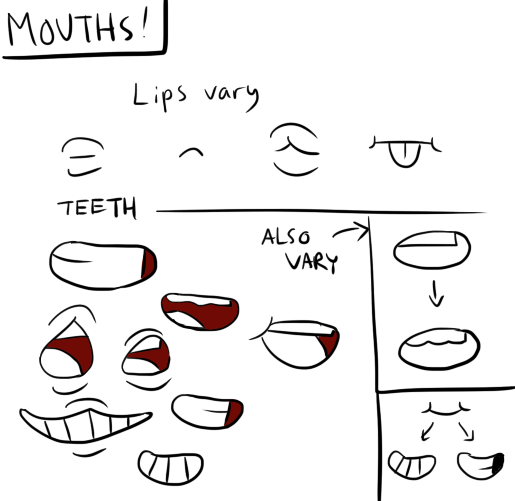Little Art Reference things
