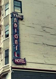 San Francisco Vintage Sign