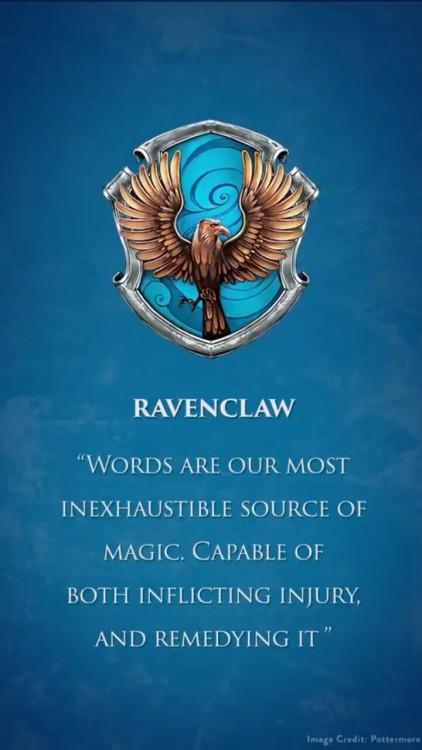 Ravenclaw Quote Tumblr