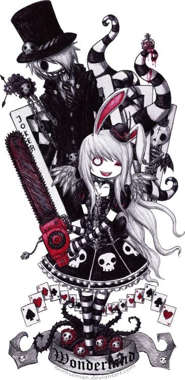 gothic anime on Tumblr